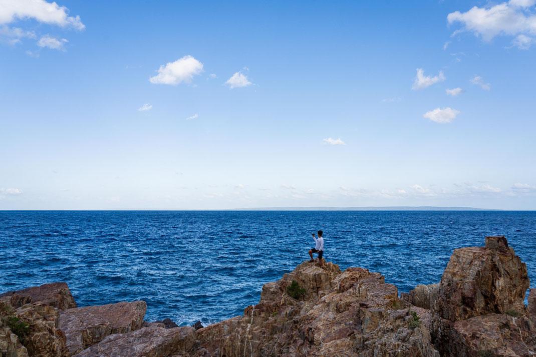屋久島クリスタル岬,屋久島絶景,屋久島ドライブ,屋久島島内観光,屋久島おすすめスポット