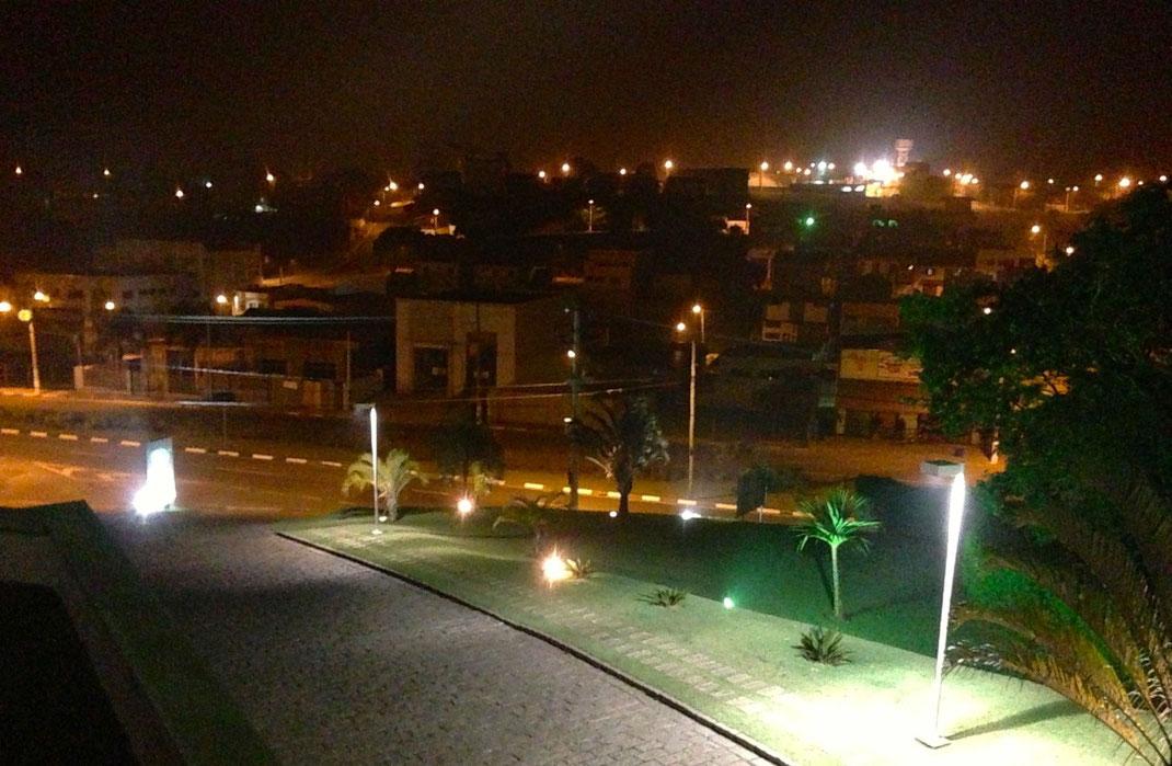 Nachts in Vinhedo