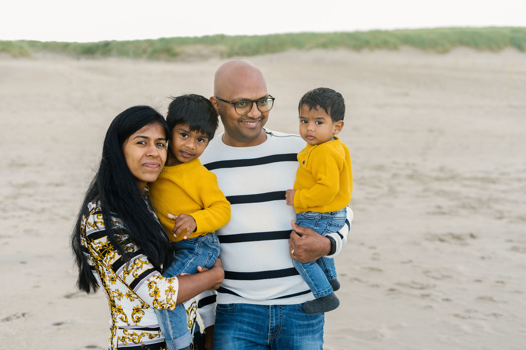 family photoshoot Scheveningen