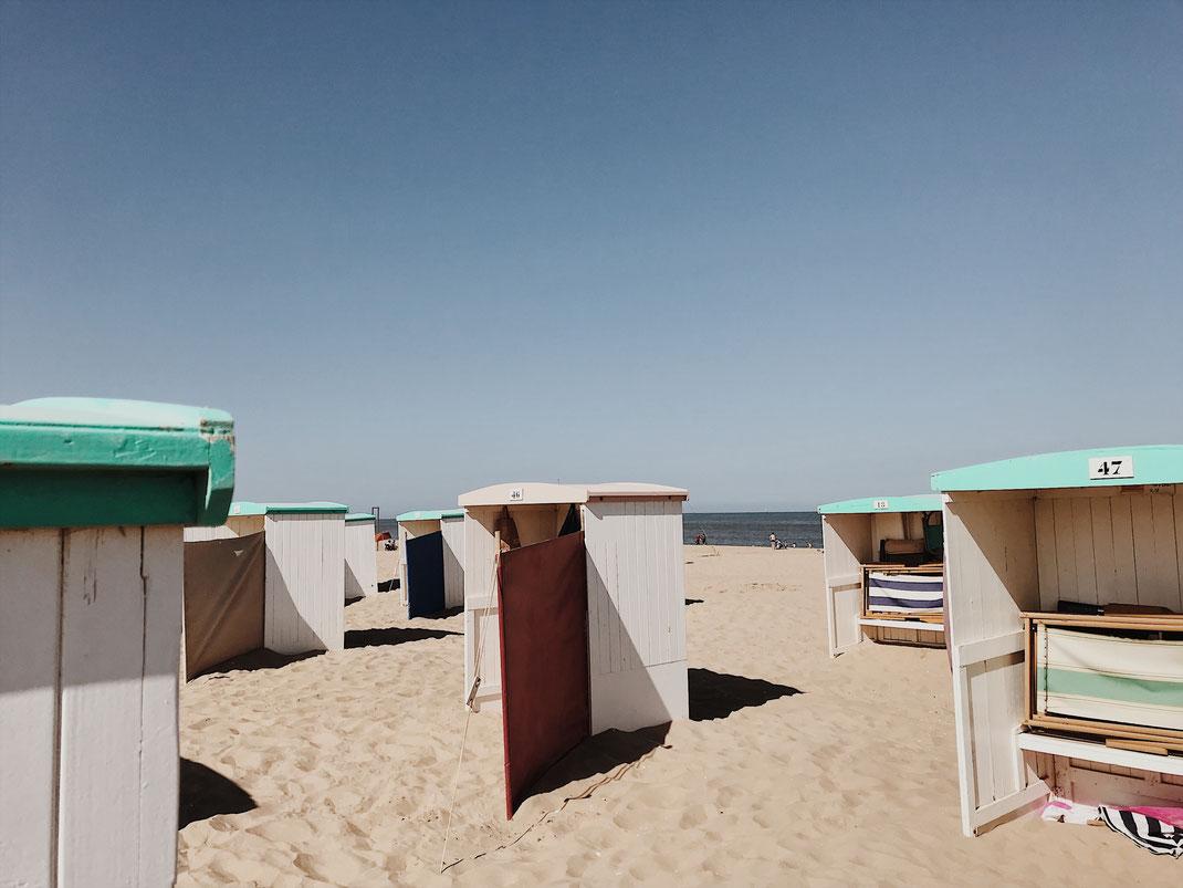 photoshoot Katwijk beach