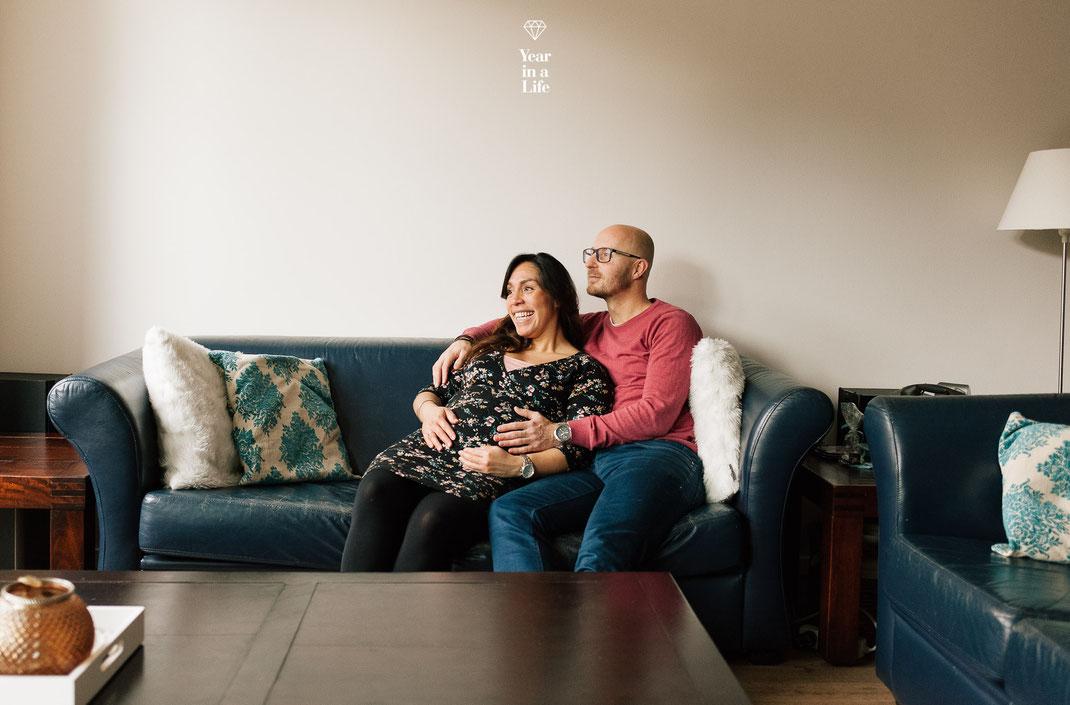 Zwangerschapshoot Noordwijk