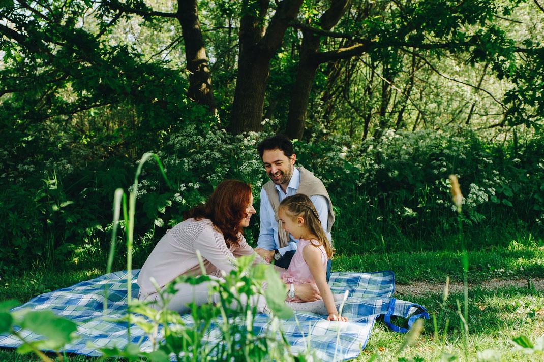 family picnic Leiden