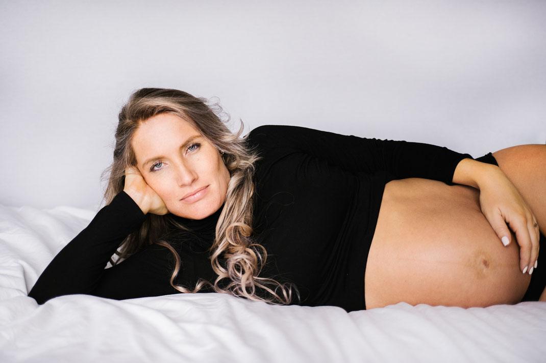 zwangerschap fotoshoot leiden