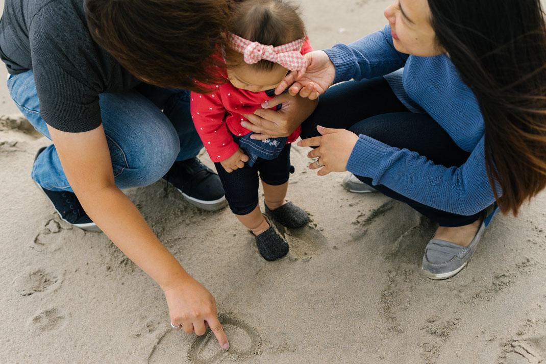 family shoot Noordwijk aan Zee