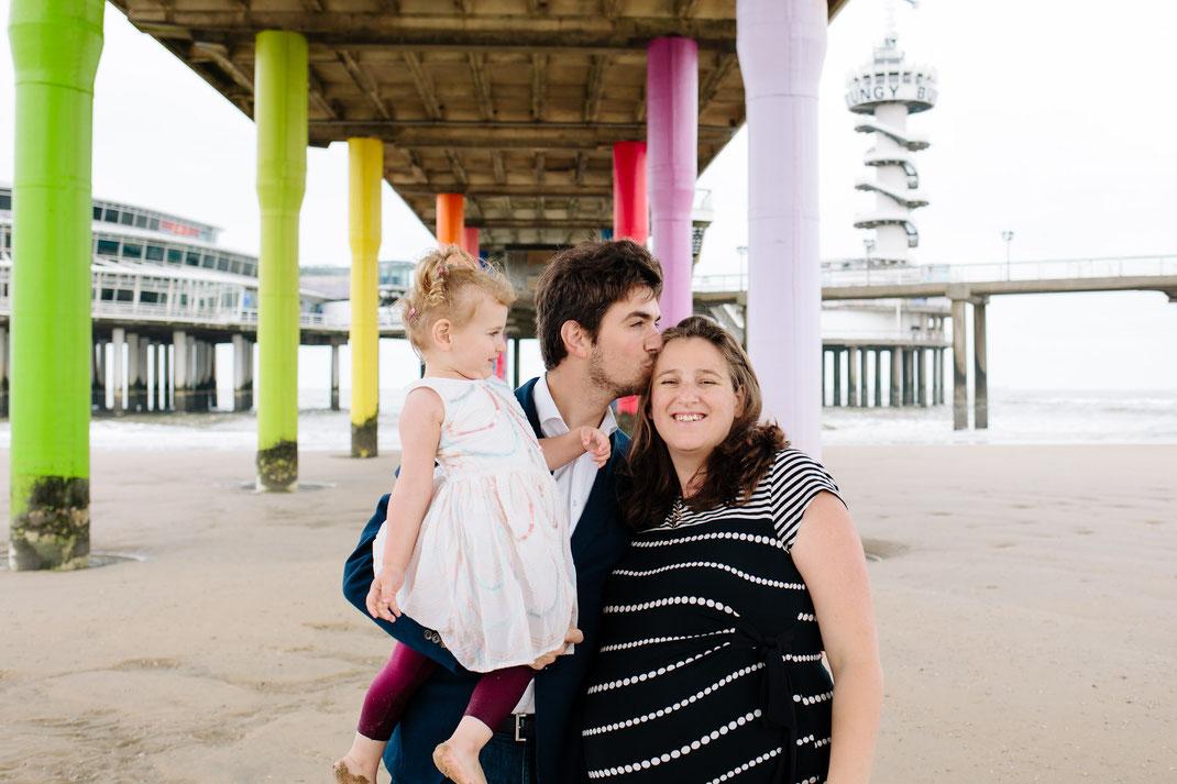Familie fotoshoot Den Haag