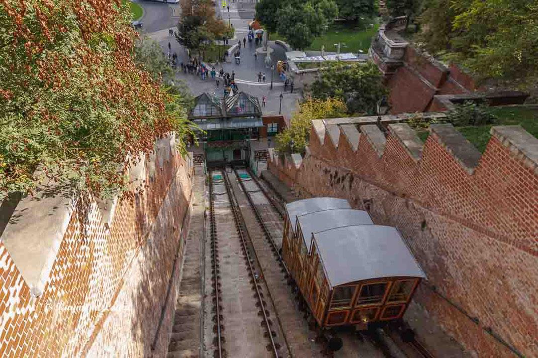budapest funicular railway