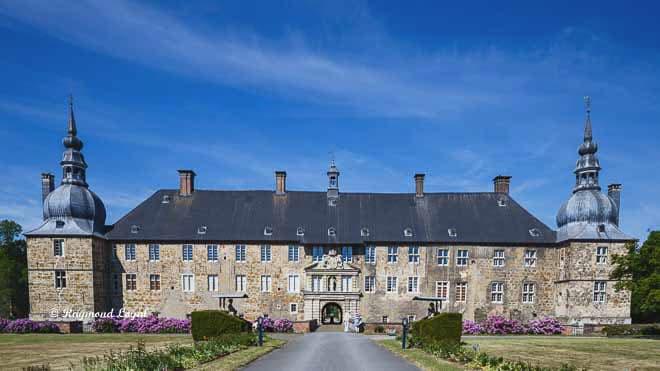 lembeck castle corps de logis