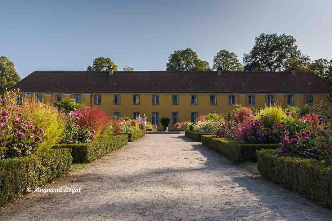 benrath palace parterre garden