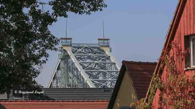 Dresden Loschwitzer Brücke