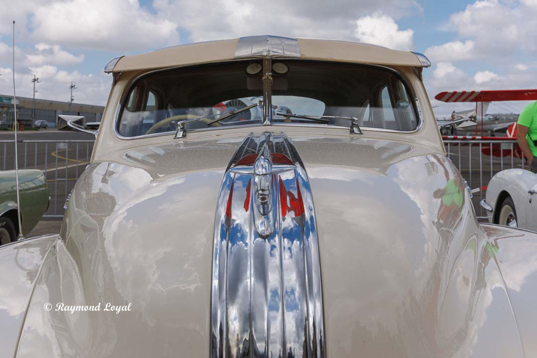 pontiac torpedo silver streak