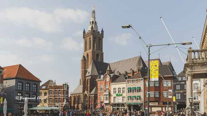 christoffelkathedraal roermond kirche marktplatz