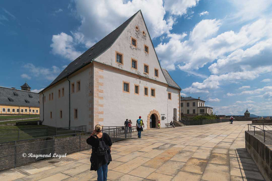 koenigstein fortress old armory