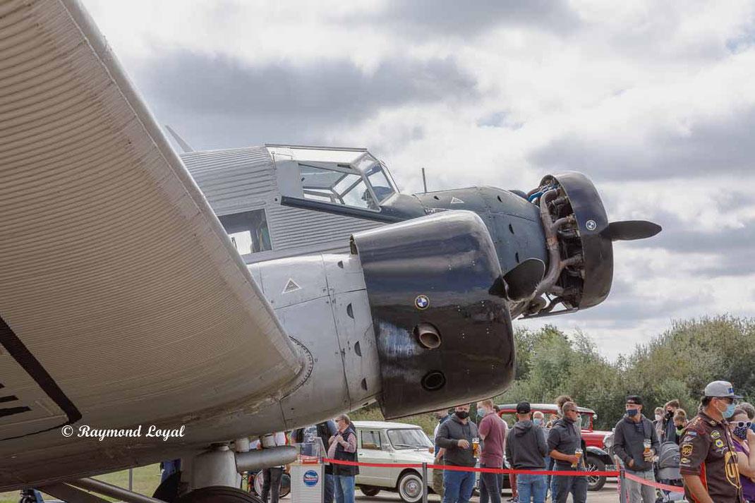 vintage aircraft junkers ju 52