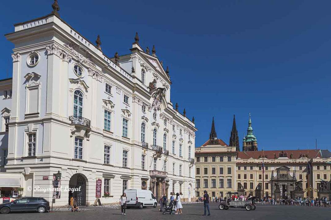 prague castle schwarzenberg palais