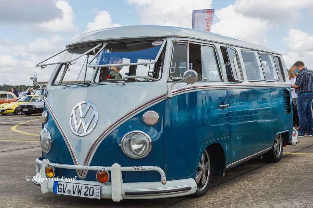 vw t-1 kleinbus classic car