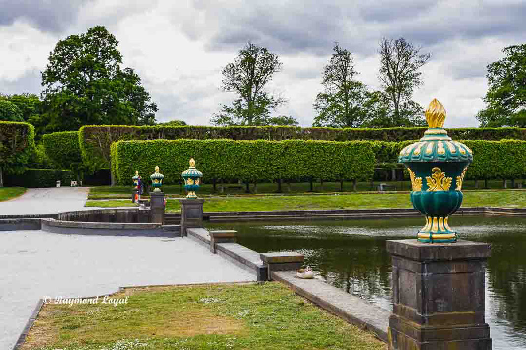 augustusburg palace pond