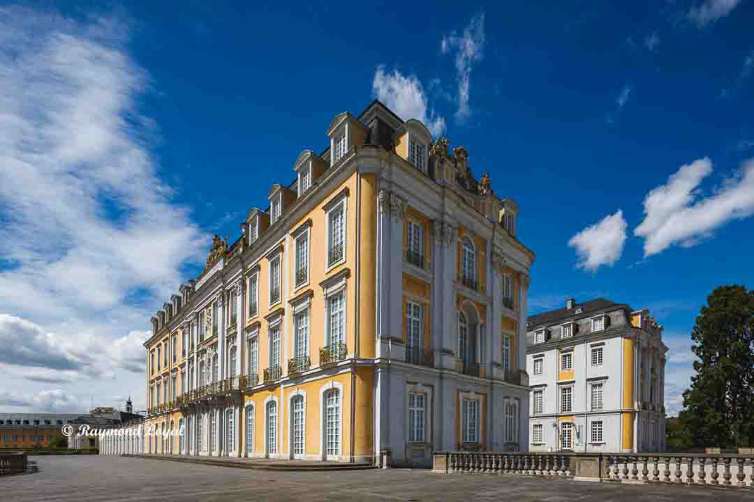 augustusburg palace south wing