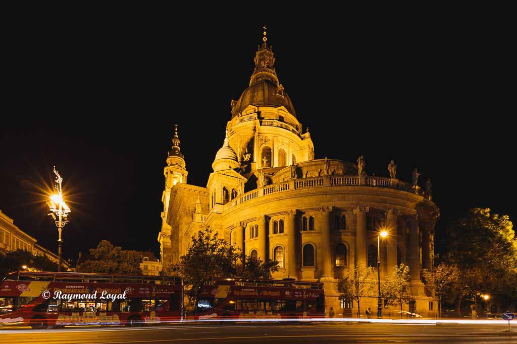 Budapest Basilica foto