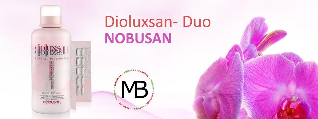 Nobusan - Dioluxsan, gesunde Verdauung als Grundlage für mehr Wohlbefinden
