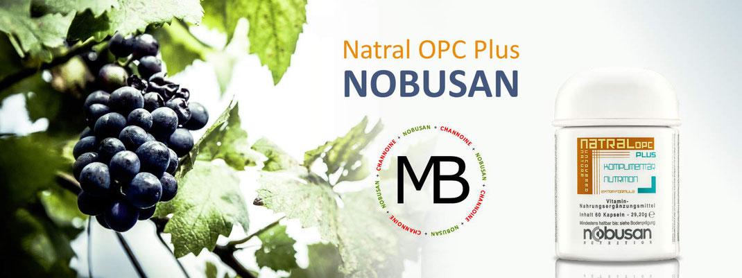 Mit Natral OPC mit reinem, natürlichen OPC aus Traubenkernextrakt gegen Dauerstress