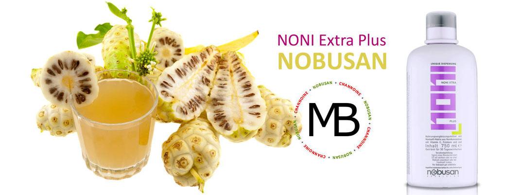 Essentielle Nährstoffe für Leistungsfähigkeit und Ausdauer mit Noni Extra Plus