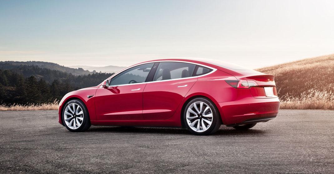 Tesla Model 3 zu teuer