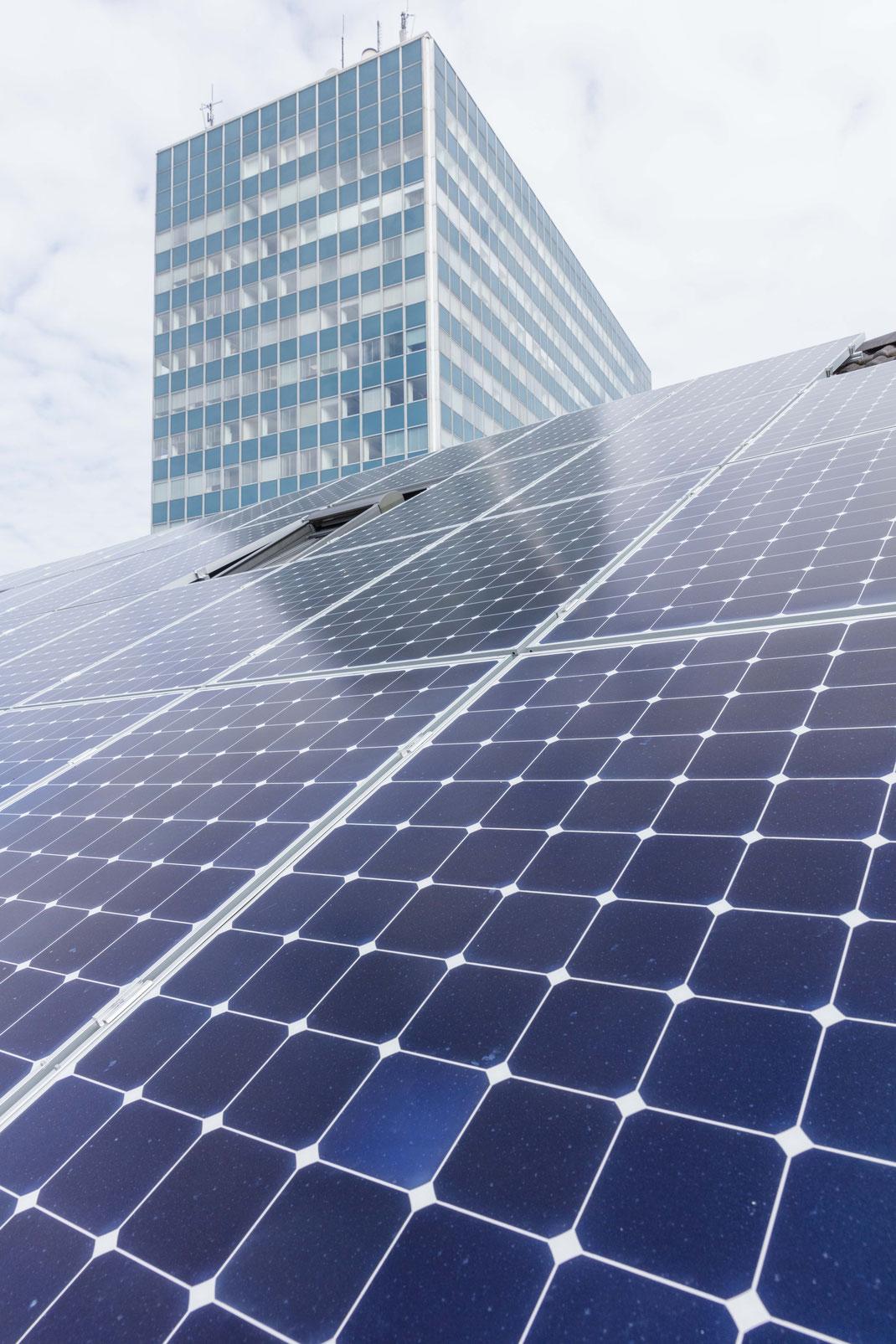 Solar in der Metropolregion Nürnberg