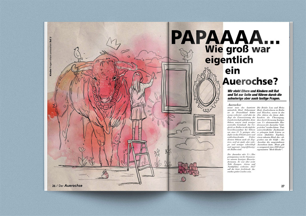 Sascha Düvel Illustration - Editorial Illustrator Münster