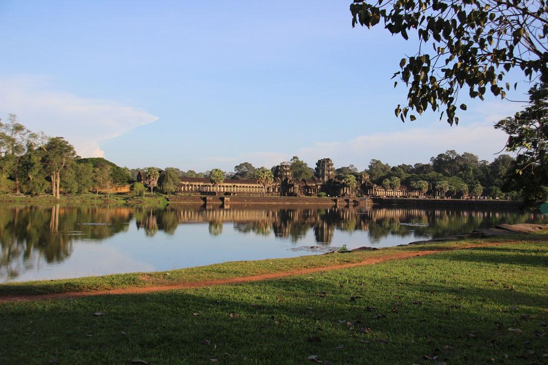 Temples Ankor Cambodge Tour du Monde Asie