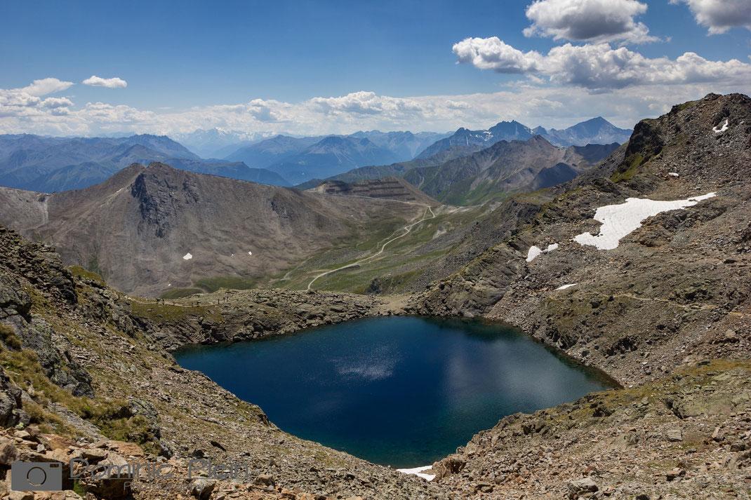 Tieftalsee (2783 m)