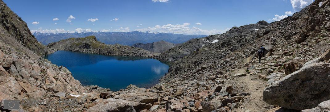 Panorama - Tieftalsee (2783 m)