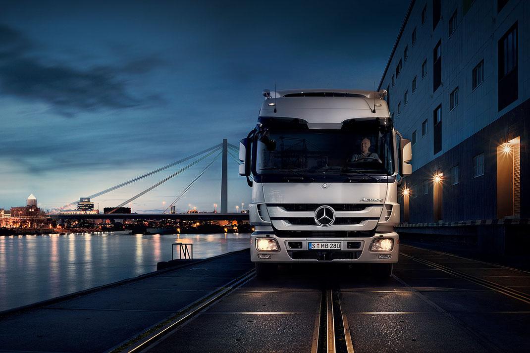 Mercedes-Benz | Trucks GSP © Oscar van de Beek