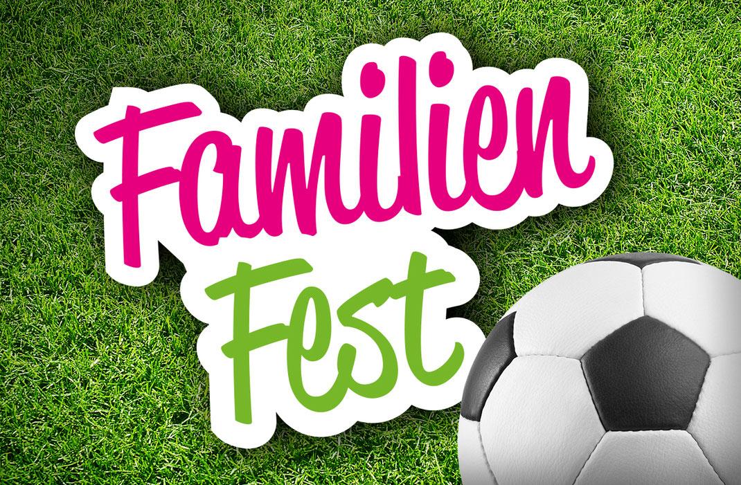 Keyvisual Familien Fest