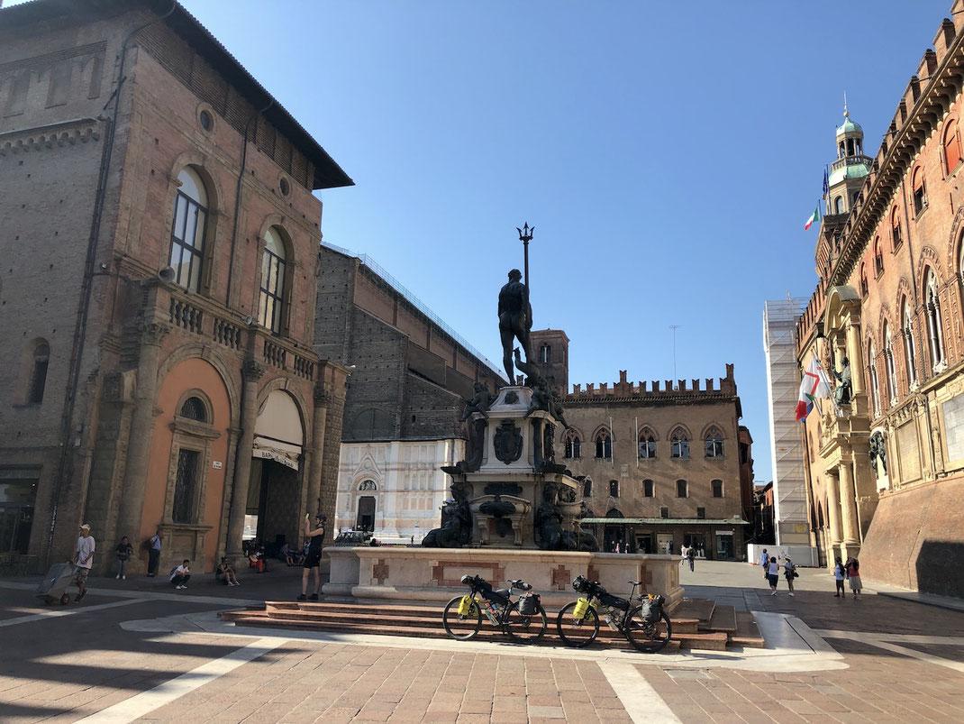 Berghuhn, Italien, Ligurien, Radreise, Bikepacking, Radtour, Apennin, Specialized Chisel Expert