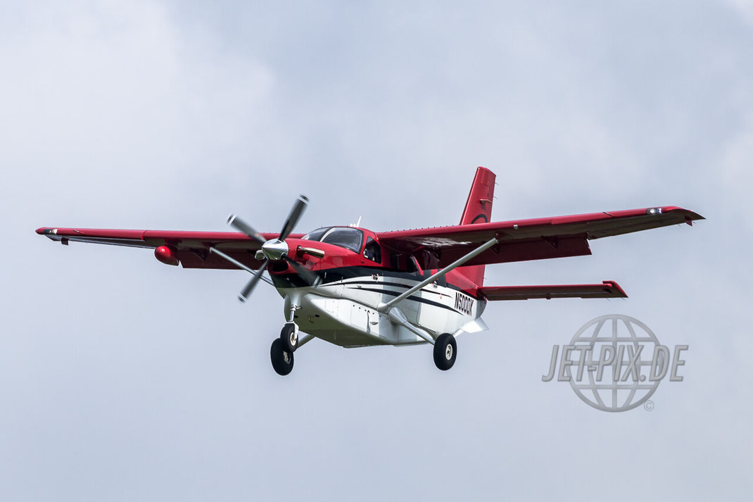 N500QK Private Quest Aircraft Kodiak 100 Frankfurt Hahn (EDFH)