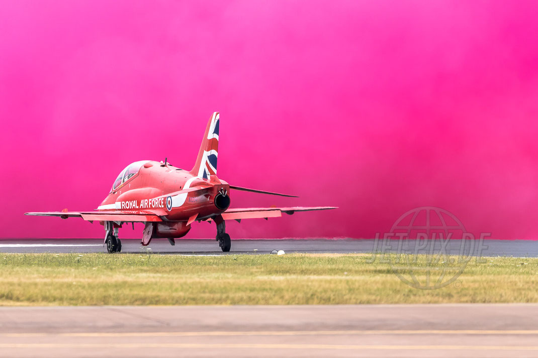 Red Arrows Royal International Air Tattoo (RIAT) 2017 07 15 Fairford (EGVA)