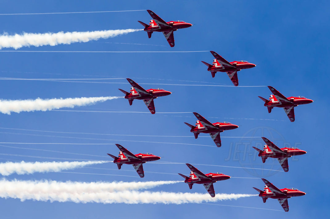 Red Arrows Bae 2015 09 18 EBLE Sanicole