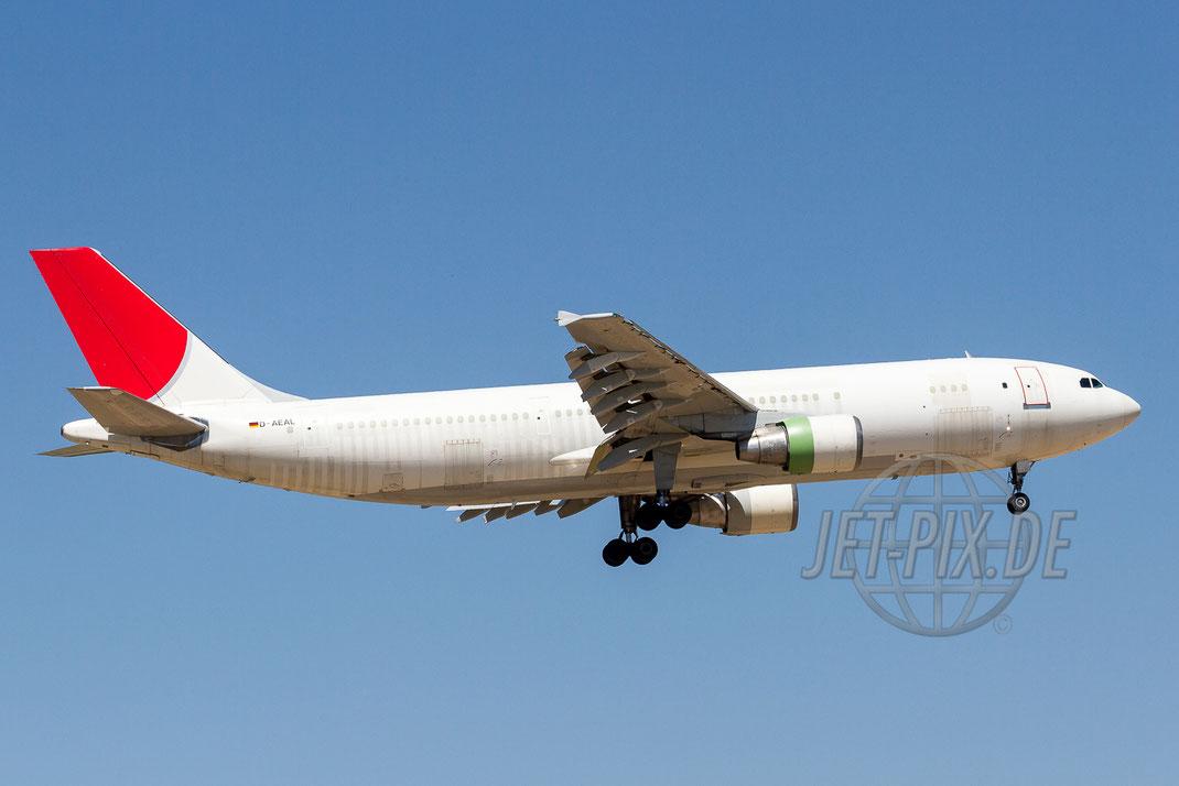 D-AEAL DHL Airbus A300 2012 05 25 EDDF Frankfurt