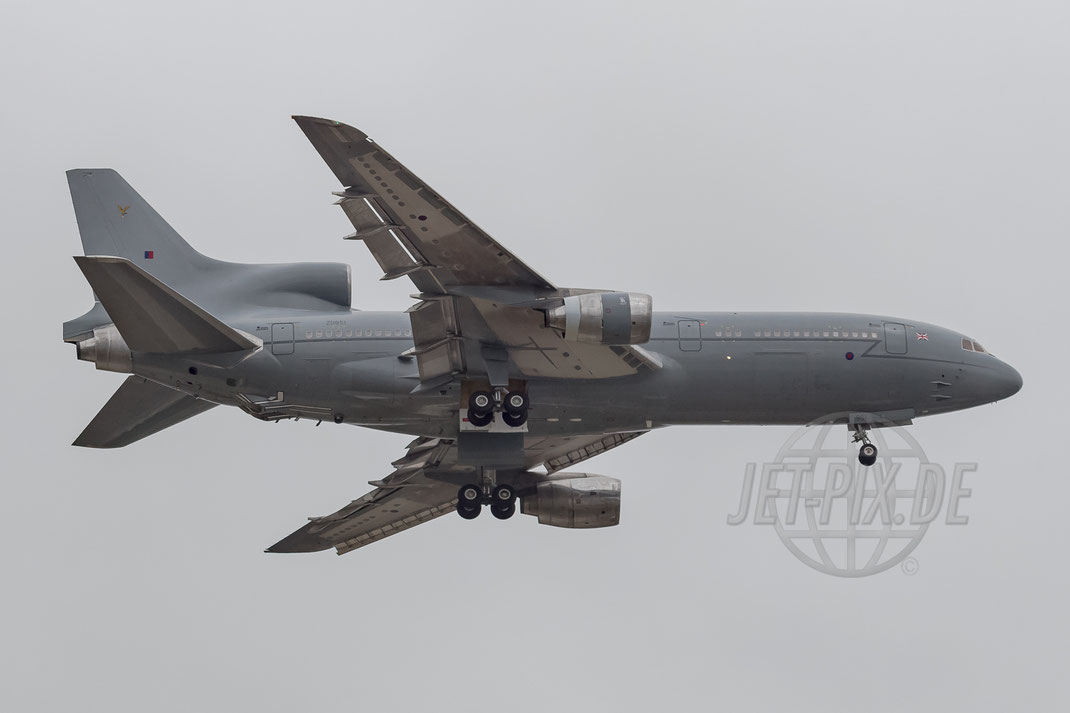 ZD951 Royal Air Force Lockheed L-1011-Tristar K.1 2013 07 21 EGVA Fairford