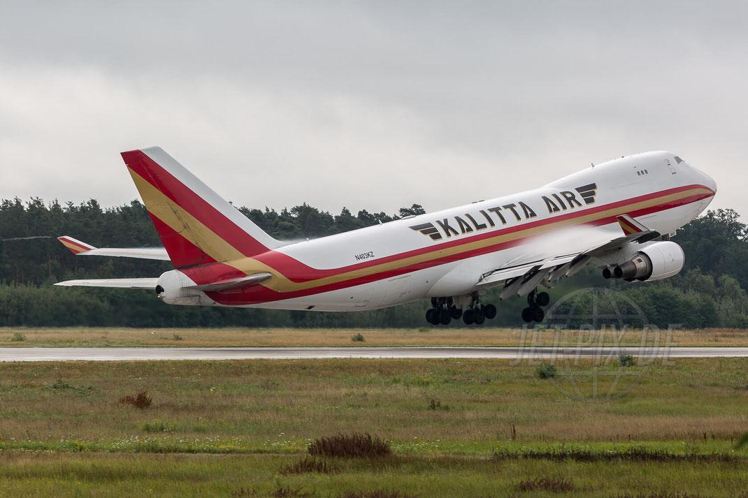 N403KZ Kalitta Air Boeing 747-481F 2017 07 27 EDDF Frankfurt