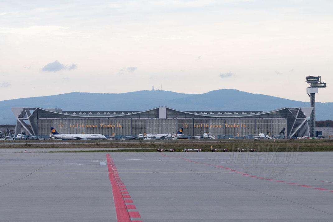 Lufthansa Technik 2017 10 28 EDDF Frankfurt Tour 747UA End