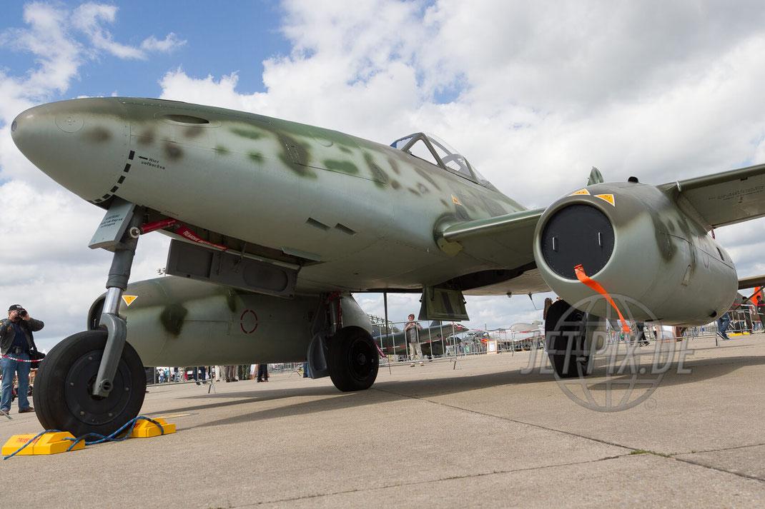 D-IMTT ME262 von unten 30 YEARS AWACS 2012.06.17 ETNG/GKE Geilenkirchen