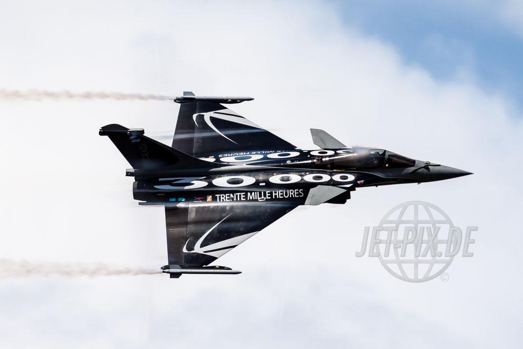 113-IW Armée de-l´Air (French Air Force) Dassault Rafale 2011 06 18 LFSI St Dizier