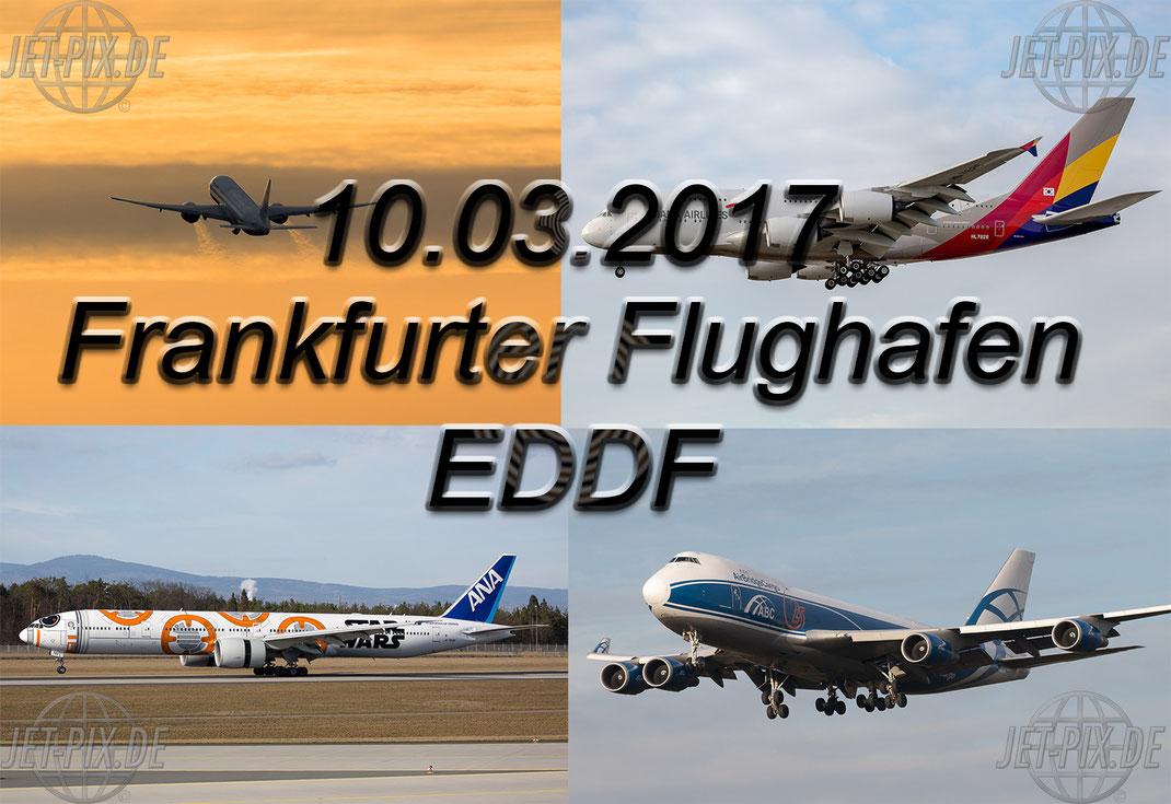 Bericht vom Frankfurter Flughafen 2017.03.10 Erlebnisbericht Frankfurt Airport Nordwestbahn Planespotter Plane Spotter EDDF Frankfurter Flughafen Planspotter
