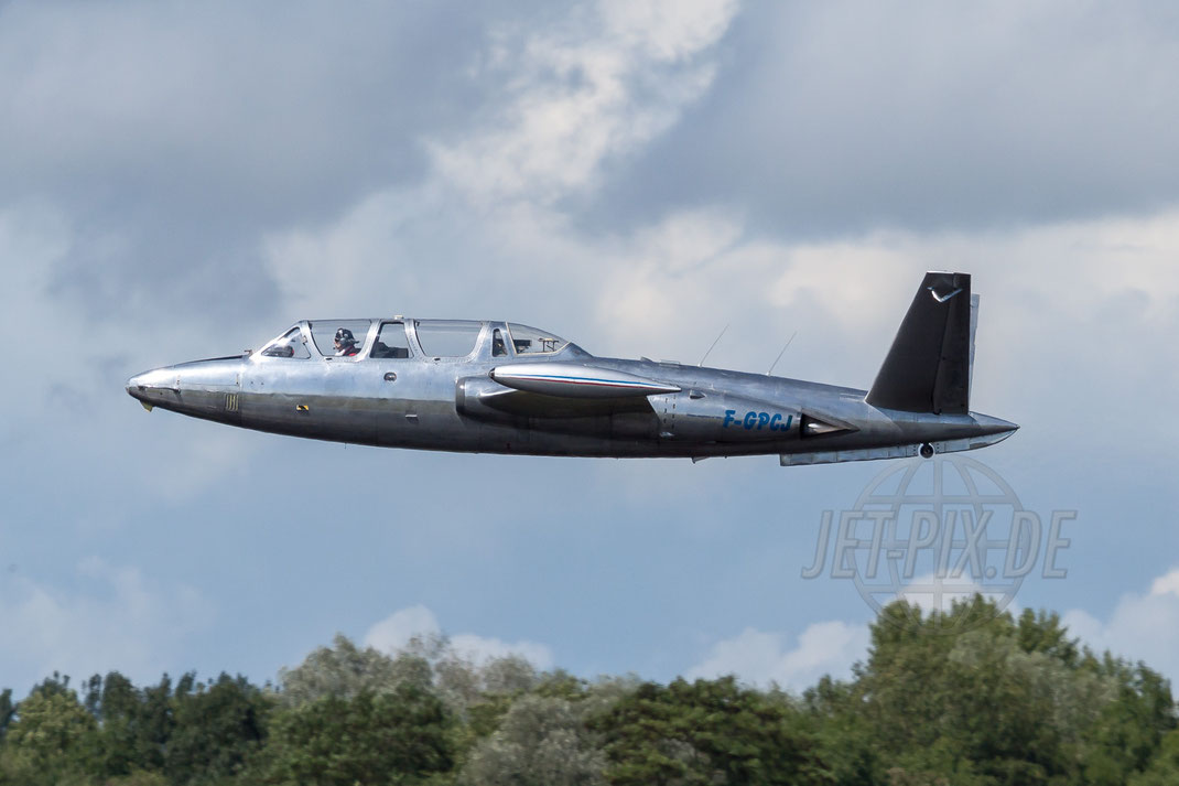 F-GPCJ Fouga CM-170 Magister 2011 06 18 LFSI St Dizier