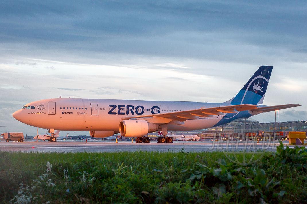 F-BUAD Novespace Zero-G Airbus A300 2014 11 03 EDDK Köln