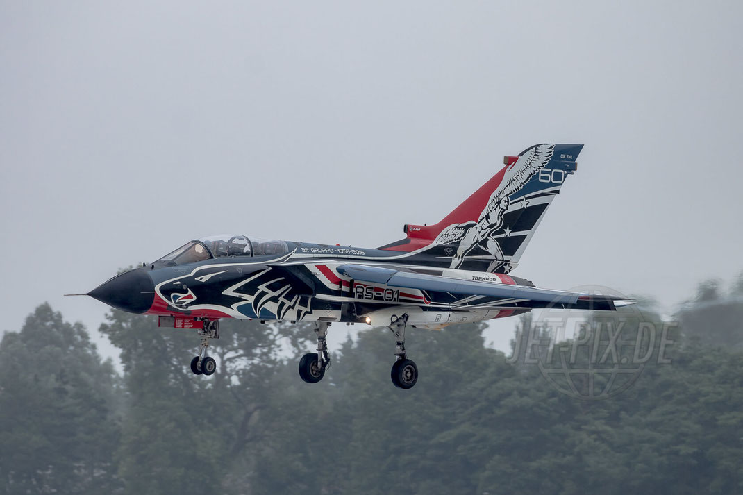 MM7014 Panavia Tornado IDS Italy Air-Force Royal International Air Tattoo (RIAT) 2017 07 15 Fairford (EGVA)