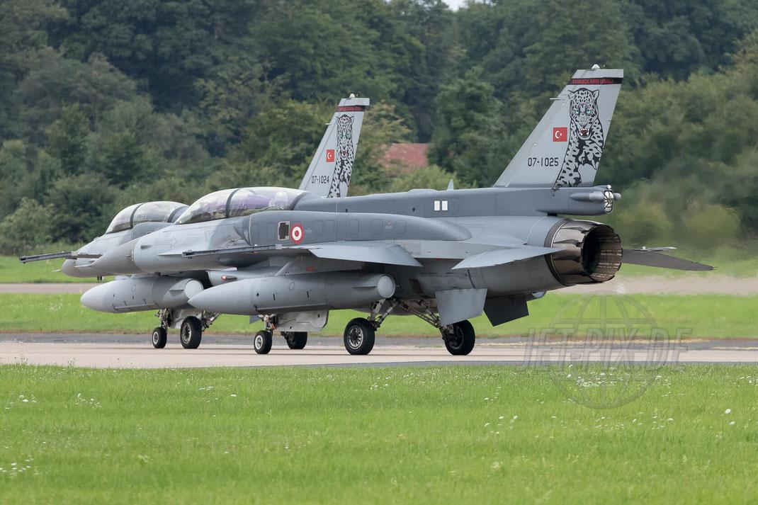 07-1025 TuAF F16D 2017 08 04 ETNN Nörvenich