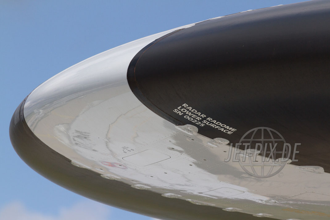 LX-N 90451 Radardome 30 YEARS AWACS 2012.06.17 ETNG/GKE Geilenkirchen