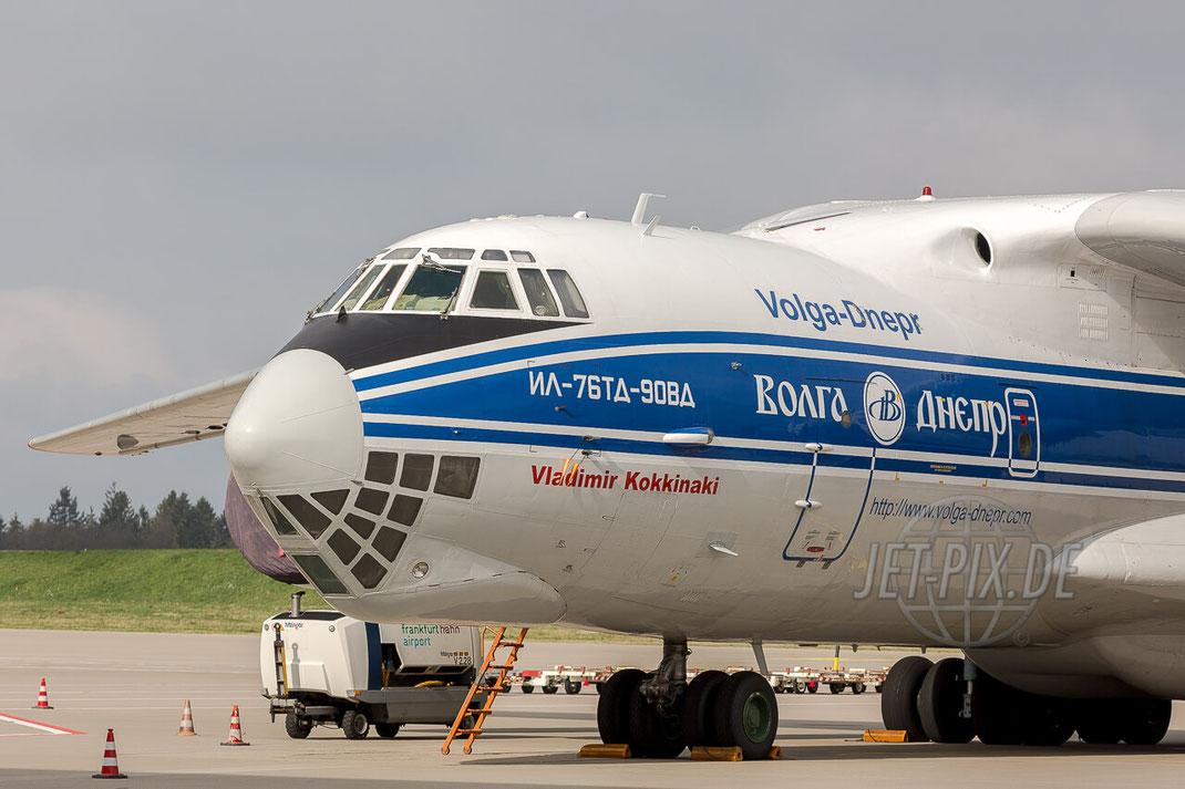 RA-76950 Volga-Dnepr Ilyushin Il-76TD-90VD Frankfurt Hahn (EDFH)
